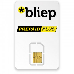 *bliep Prepaid Plus met...